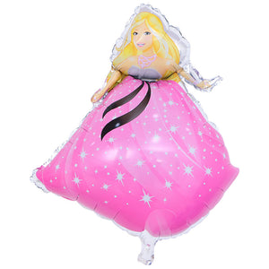 Princesses Super Shape Foil Balloon - 28in - PartyMonster.ae