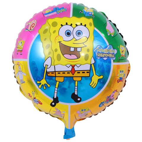 SpongeBob Foil Balloon - 18in - PartyMonster.ae
