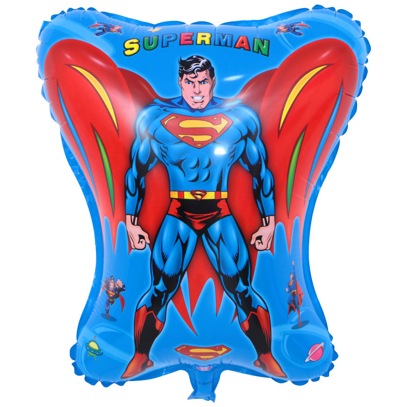 Superman Foil Balloon - 22in - PartyMonster.ae