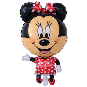 Minnie Mouse Full Length Balloon - 43in - PartyMonster.ae