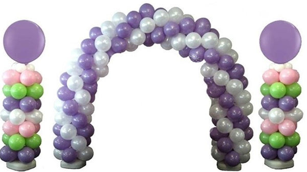 Arches - Spiral Any Color - PartyMonster.ae