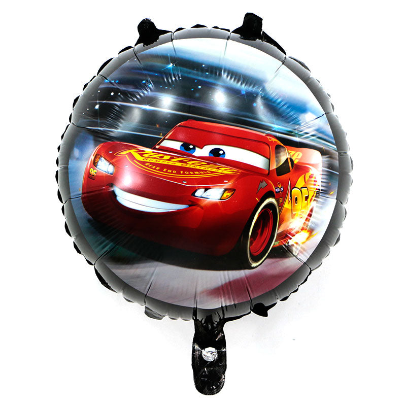 Cars Balloon - 18in