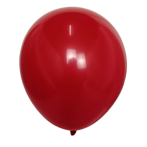 Maroon latex balloon online delivery in Dubai