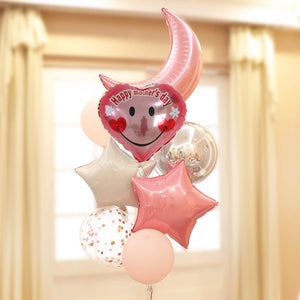 Mother's Day elegant balloons bouquet for sale online in Dubai