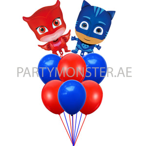 pj masks catboy balloons and party supplies in Dubai