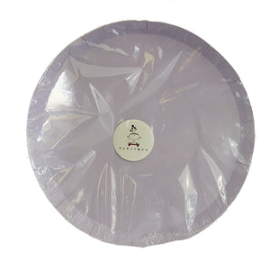 Pastel Purple(Lavender) paper plates for sale in Dubai