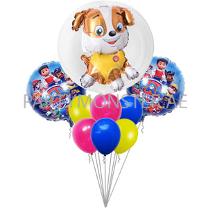 Paw Patrol Mixed Balloons Bouquet delivery in Dubai