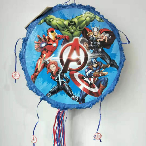 Pinata unfilled marvel Avengers Assemble theme - PartyMonster.ae