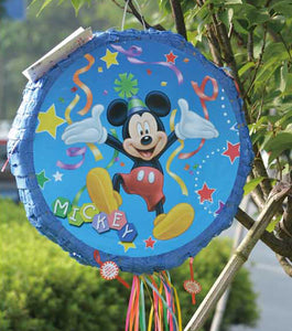Pinata unfilled Mickey Mouse theme - PartyMonster.ae