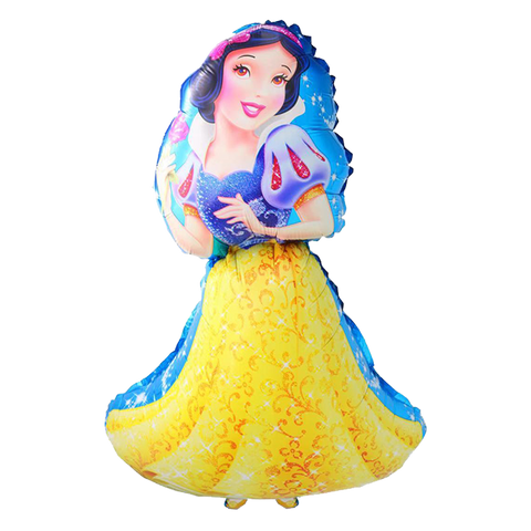 snow white themed foil balloon for sale online in Dubai