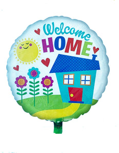 Welcome home balloons for sale online in Dubai
