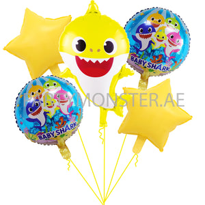 baby shark balloons for sale online in Dubai