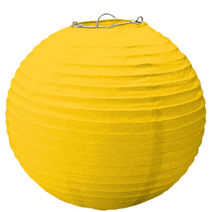 Yellow paper lantern for sale online in Dubai