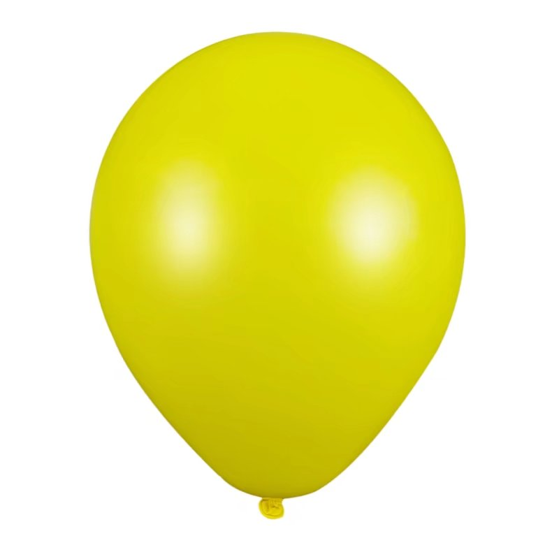 Yellow latex balloons for sale online delivery in Dubai