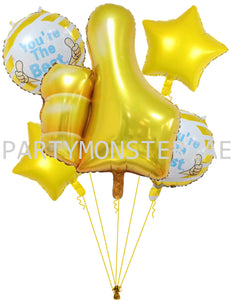 You're The Best Balloons Bouquet for sale online in Dubai