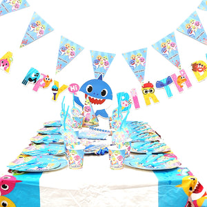 Baby Shark party supplies for sale online in Dubai
