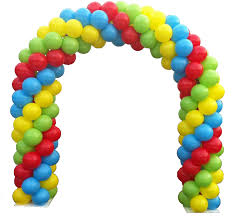 Balloon Arch - PartyMonster.ae