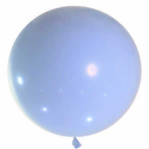 Pastel Blue 3 Feet Latex Balloon shop online in Dubai