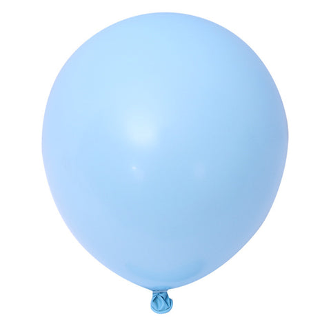 pastel blue latex balloon for sale online delivery in Dubai