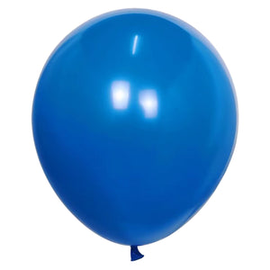 Royal blue latex balloon for sale online delivery in Dubai