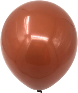 Brown latex balloon for sale online delivery in Dubai