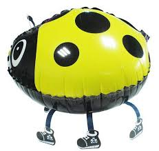 Spider Walking Balloon - 22in - PartyMonster.ae