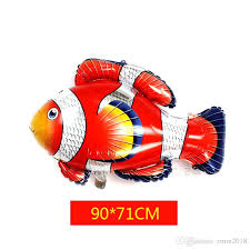 Finding Nemo/Dory Fish Super Shape Foil Balloon - 70 x 89cm - PartyMonster.ae