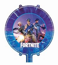 Fortnite Foil balloon- 18in - PartyMonster.ae
