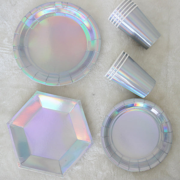 holographic cutlery set