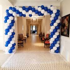 Square Balloon Arch - PartyMonster.ae