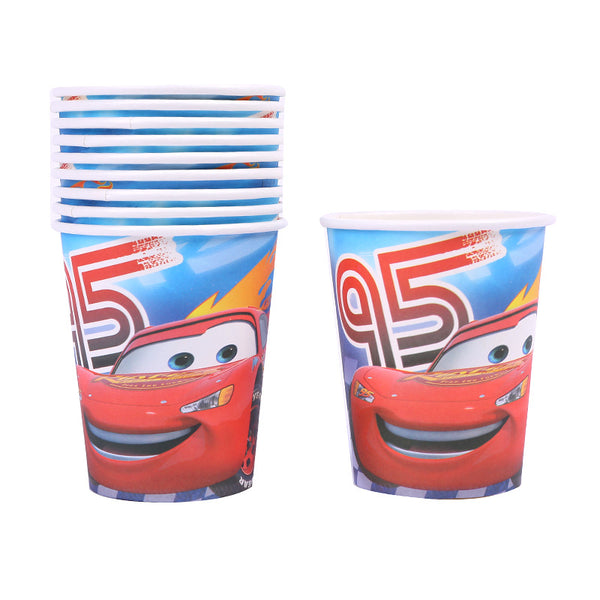 Paper cups Cars themed for sale online in Dubai