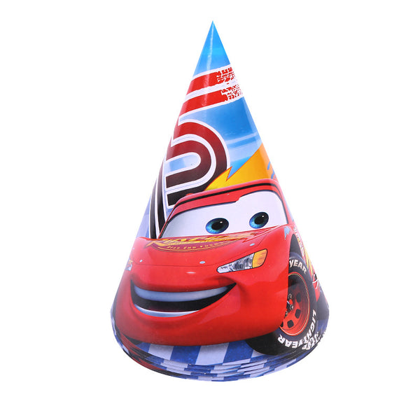 Party hats Cars themed for sale online in Dubai