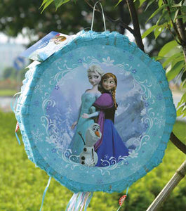 Pinata unfilled frozen theme - PartyMonster.ae