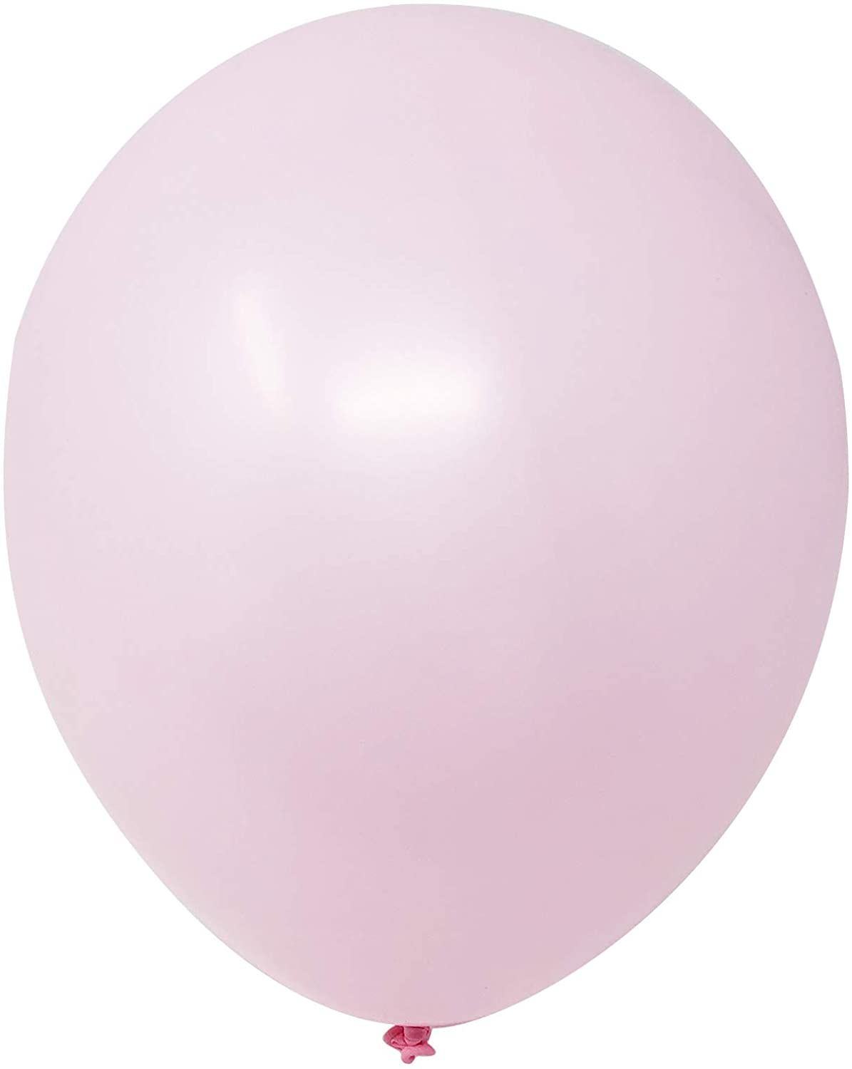 Tea pink latex balloons for sale online delivery in Dubai