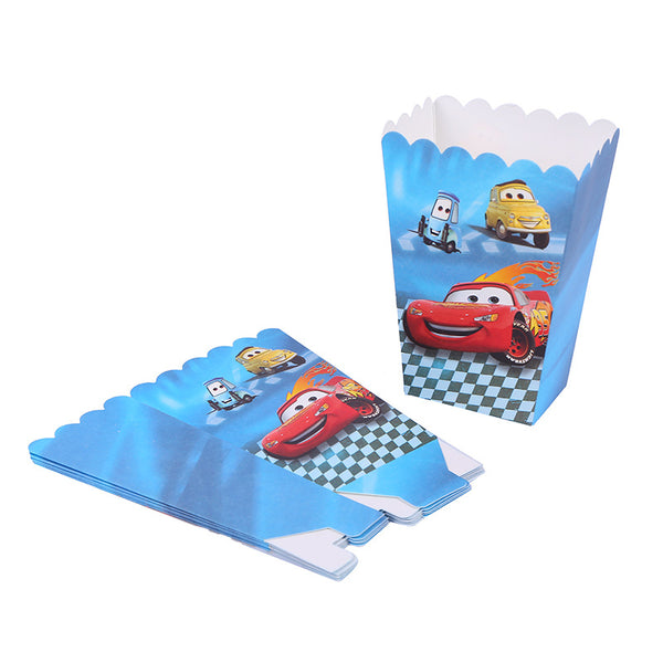 Popcorn boxes Cars themed for sale online in Dubai