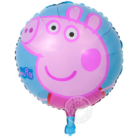 Peppa Pig Foil Balloon - 18in - PartyMonster.ae