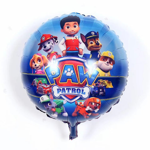 Paw Patrol Foil Balloon - 18in - PartyMonster.ae