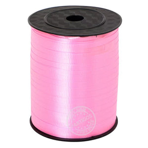 Pink Balloon Curling Ribbon - 500m - PartyMonster.ae
