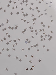 silver star confetti for sale online in Dubai
