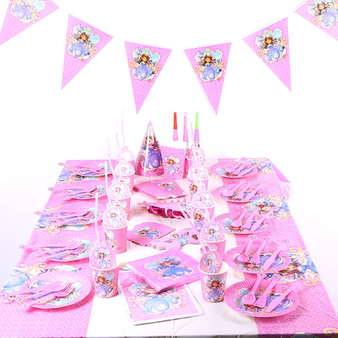 Sophia the first themed party supplies for sale online in Dubai
