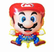 Super Mario Foil Balloon