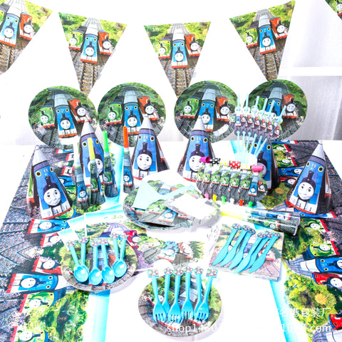 Thomas Train party supplies for sale online in Dubai