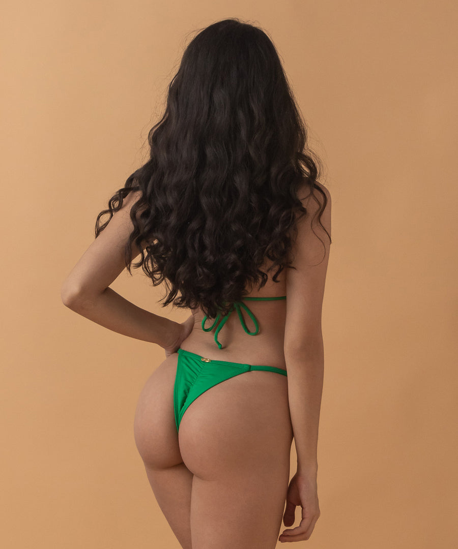 Nayita Bottoms - The Bikini Block - Green