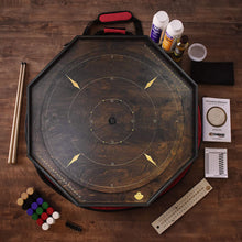Load image into Gallery viewer, The Luxury Crokinole Board Kit