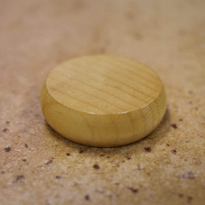 Crokinole Canada Crokinole Pieces No Pouch 26 Tournament Size Crokinole Discs (Natural & Black)