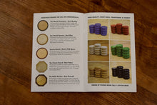 Load image into Gallery viewer, Crokinole Rules & Score Cards (Physical Copy)