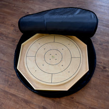 Load image into Gallery viewer, Padded Crokinole Board Carrying Case (DISCOUNTED)