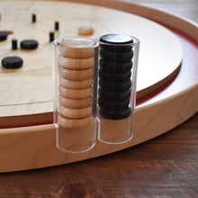 Load image into Gallery viewer, Set of 2 Crokinole 20s Holder
