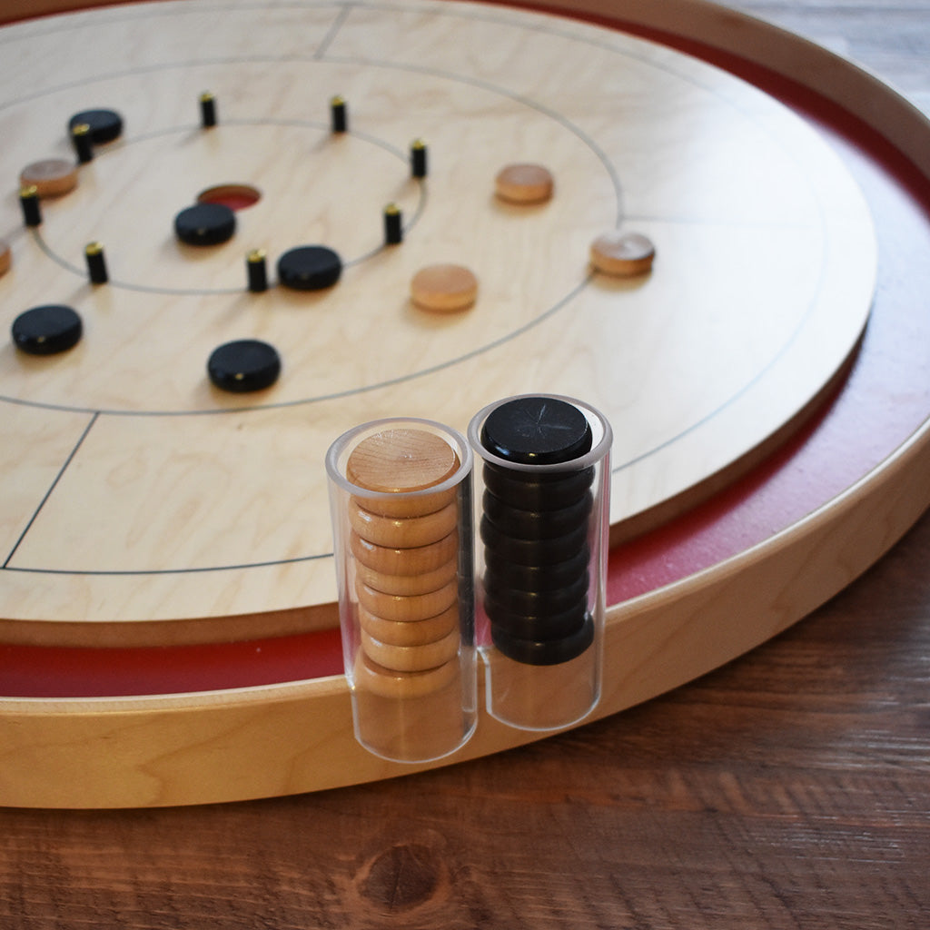 Set of 2 Crokinole 20s Holder