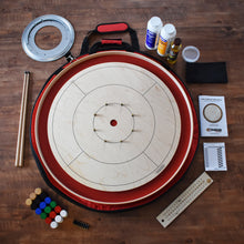 Load image into Gallery viewer, The Champions Board Crokinole Kit (Meets NCA Standards)